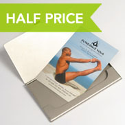 Half Price Luxury Business Cards